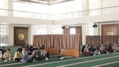 BKPRMI Kota Padang Panjang Gelar Pelatihan Fardhu Kifayah TUNTAS