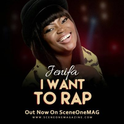 [Music] Funke Akindele (Jenifa) – I Want To Rap