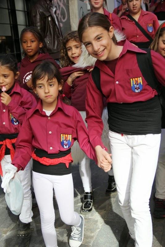 19è Aniversari Castellers de Lleida. Paeria . 5-04-14 - IMG_9376.JPG