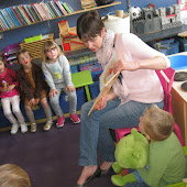 mama van Floris Heleven in de klas K2B