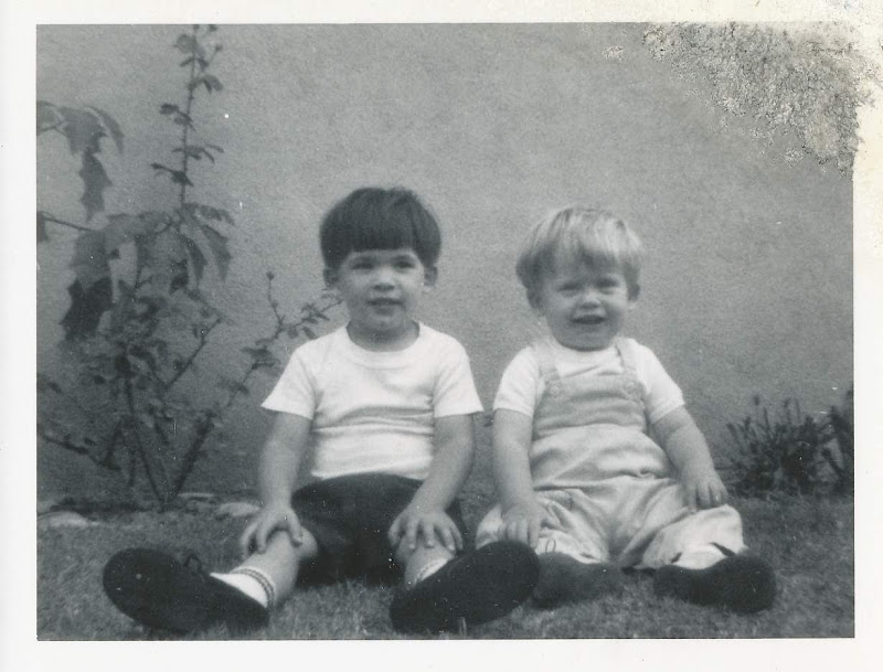 Ronnie and Bobby