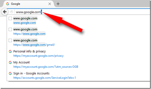 remove gmail accounts from laptop