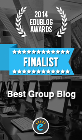 Edublog Awards 2014 Best Group Blog
