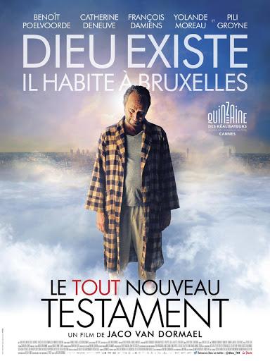 Η ολοκαίνουργια...Καινή Διαθήκη (Le tout nouveau testament) Poster