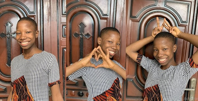 """""""It's another glorious year"""" - Child Comedienne, Emmanuella Celebrates Herself As She Clocks 11 [Photos]"""
