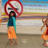 विश्व धुम्रपान मुक्त दिवस  २०१४