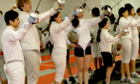 Fencing Group Camp