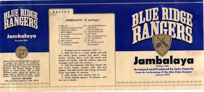 Jambalaya On The Bayou Electric Bayou Creedence Clearwater Revival John Fogerty
