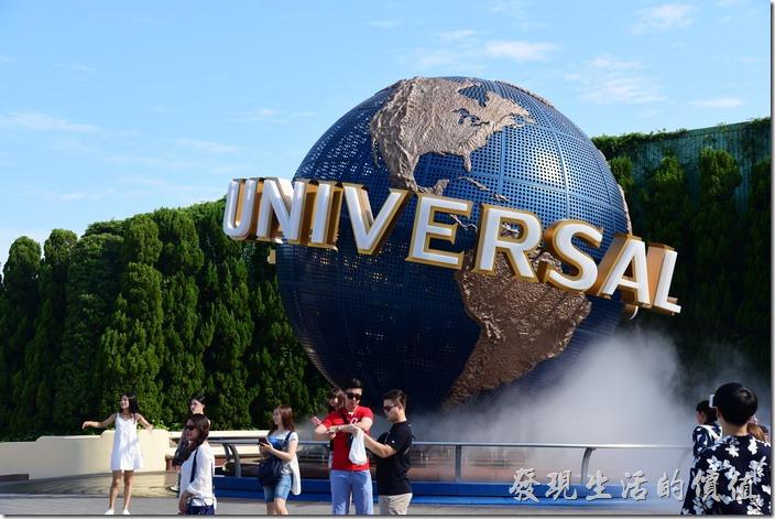 日本大阪-環球影城01