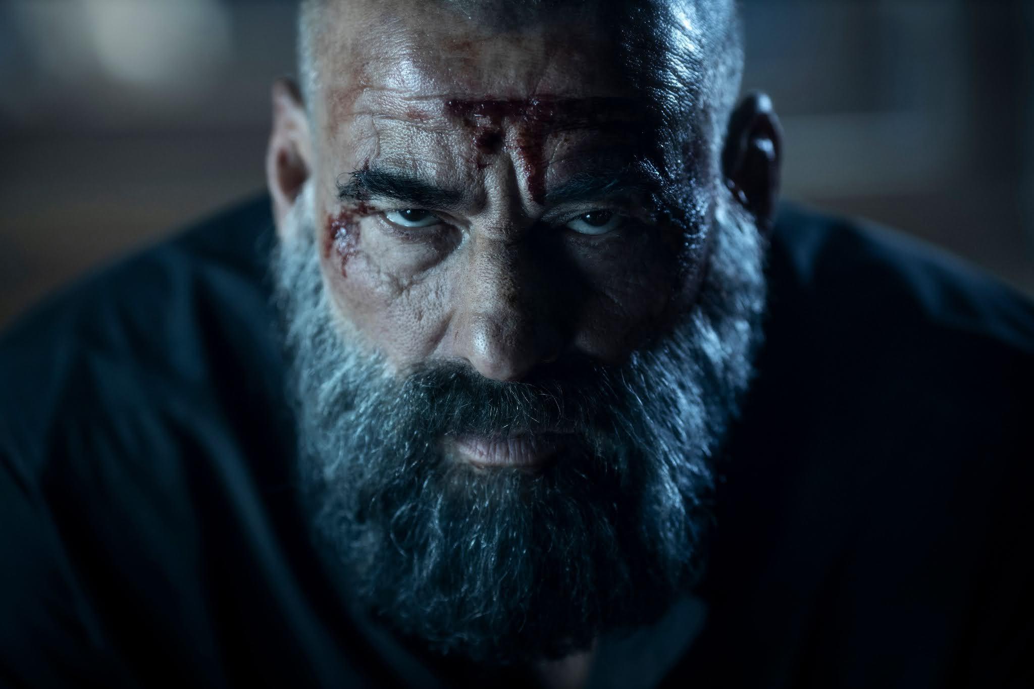 Eduard Fernández en una escena de '30 monedas', la nueva producción original de HBO España