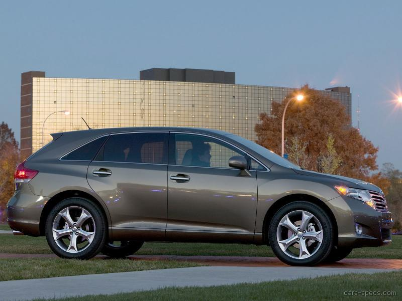 2012 toyota venza wagon specifications pictures prices. Black Bedroom Furniture Sets. Home Design Ideas