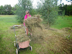 Zato tráva by mohla růst pomaleji...