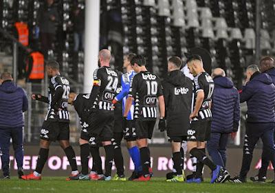 Le Sporting Charleroi récupère un joueur important pour le déplacement à Westerlo