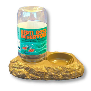Bebedero de reptil