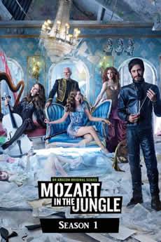 Baixar Série Mozart in the Jungle 1ª Temporada Torrent Grátis