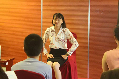 Hinh anh: Chuyen gia tam ly Nguyen Thi Yen