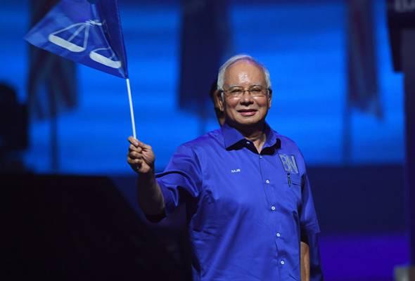 Najib cipta hashtag #TsunamiPHitnah tempelak pembangkang