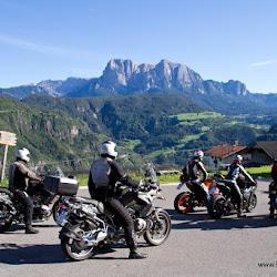 Motorradtour Würzjoch 20.09.12