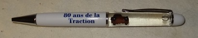 75 stylo 80 ans Traction