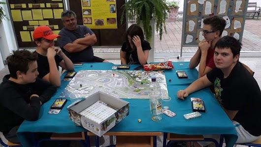 Bili smo na Danu društvenih igara u Petrinji (16.06.2018.)