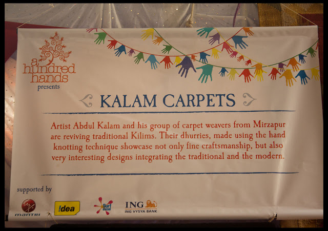 Handmade Carpets are made by them