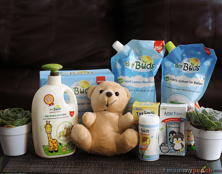 Tiny Buds: Natural, Safe, and Gentle For Your Babies