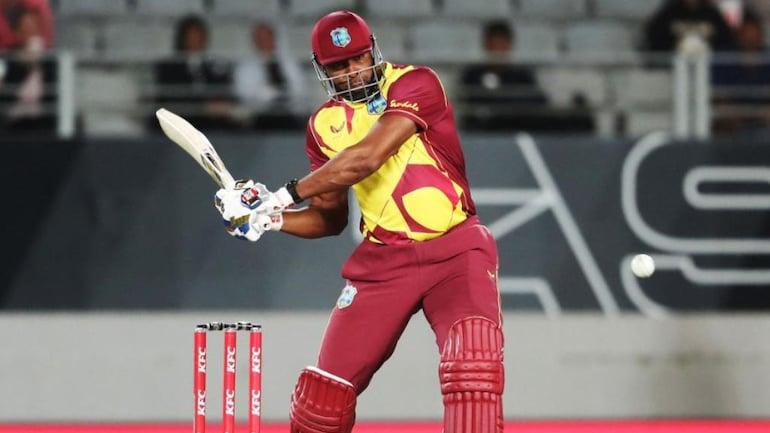 Kieron Pollard hits 6 sixes in over » MaruGujaratDesi