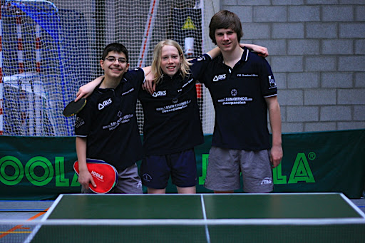 Provinciale eindrondes jeugd + heren