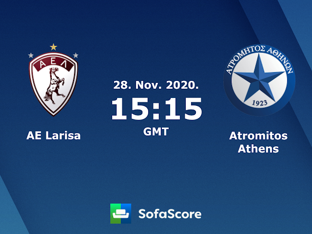 ΛΑΡΙΣΑ – ΑΤΡΟΜΗΤΟΣ  Larisa vs Atromitos    live streaming