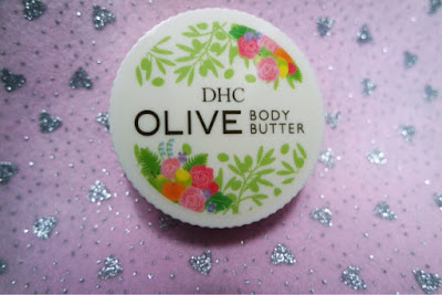 DHC: Olive body butter