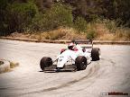 Single seater racer