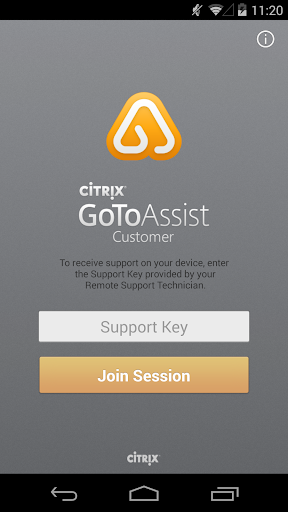 GoToAssist RS Customer
