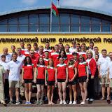 Проводы национальной сборной (U-23) на ЧЕ среди молодежи г. Таллинн, Эстония Фото В. Патыша