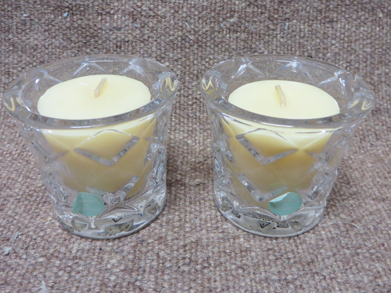 Tiffany & Co. Votives and Candels