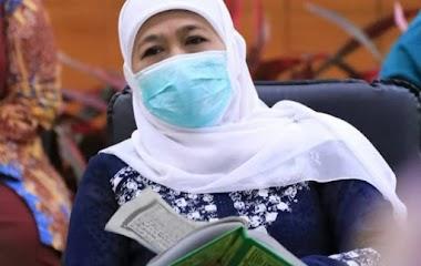 Pelajar Jatim Paling Banyak Lulus SBMPTN, Khofifah: Alhamdulillah!