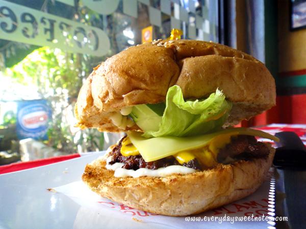 Best burger in Marikina