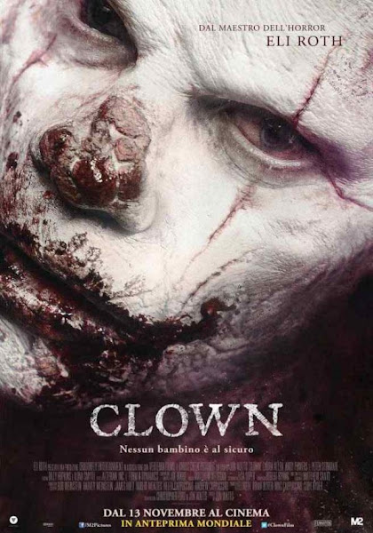 Clown - Lời Nguyền Thằng Hề