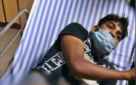 Muslim Youth attacked   ಮಂಗಳೂರು: ಯುವಕನ ಮೇಲೆ ತಲವಾರ್ ದಾಳಿ, ಆರೋಪಿಗಳು ಪರಾರಿ