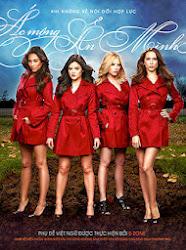Pretty Little Liars Season 4 -Những thiên thần nói dối