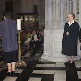 Verabschiedung der Schwestern der Ordensgemeinschaft Suore della Divina Volontá