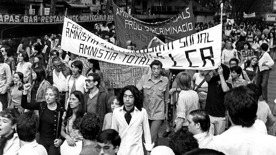 Muerte de Franco y orgullo gay