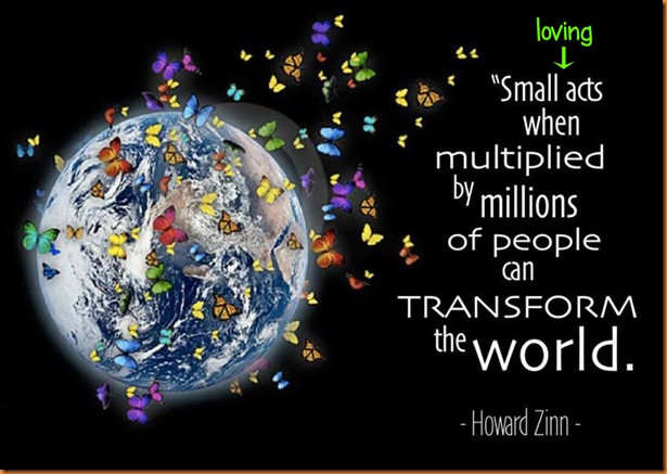 small acts multiplied