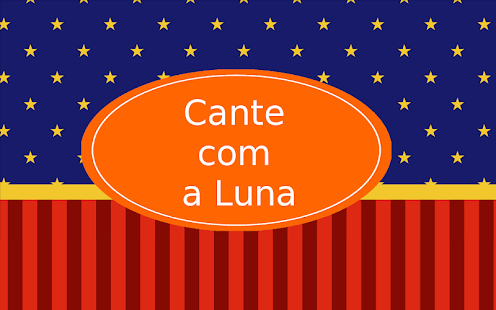 Cante com a Luna - náhled