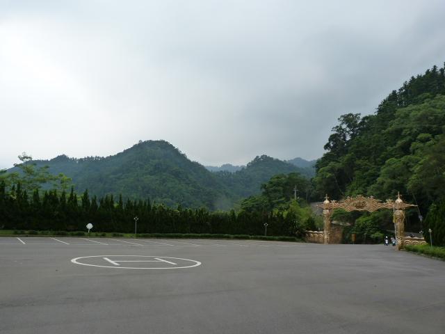 TAIWAN.Hsinchu et une minuscule partie du parc national de Sheipa, l empire du brouillard... - P1070789.JPG