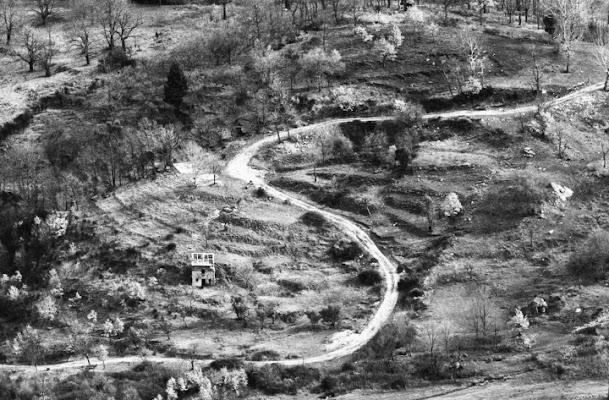 Strada di campagna di msampei