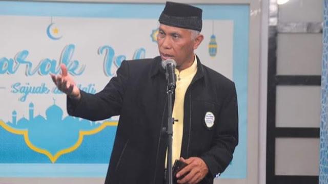 Padang KLB Covid-19, Masyarakat Tidak Dibolehkan di Tempat Keramaian