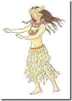 bailarina pascua