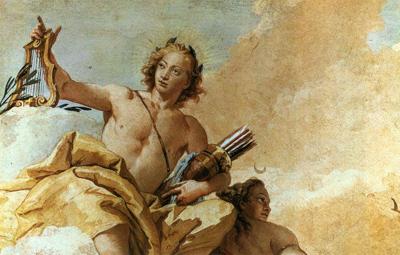 Απόλλων Θεός Μουσικής,θαργηλιών,Apollo God of Music, Thargelion,
