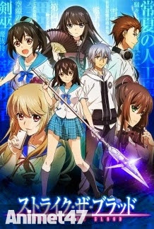 Strike The Blood -  2013 Poster