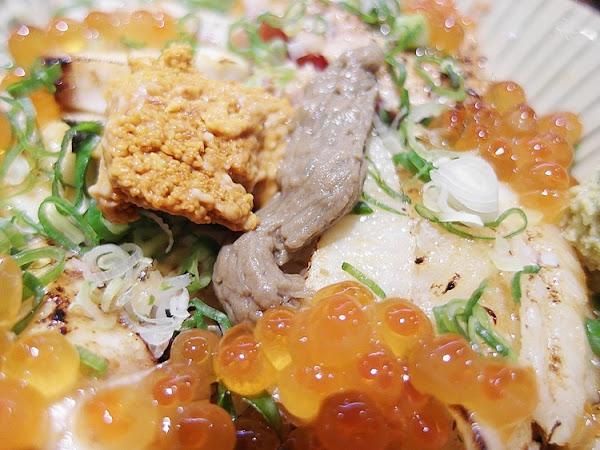 羽笠食事處|台中 西區 精誠路美食 喜歡吃丼飯的你絕對不能錯過 新鮮堅守的品質~